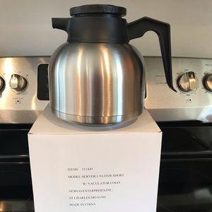 Newco thermal coffee carafe